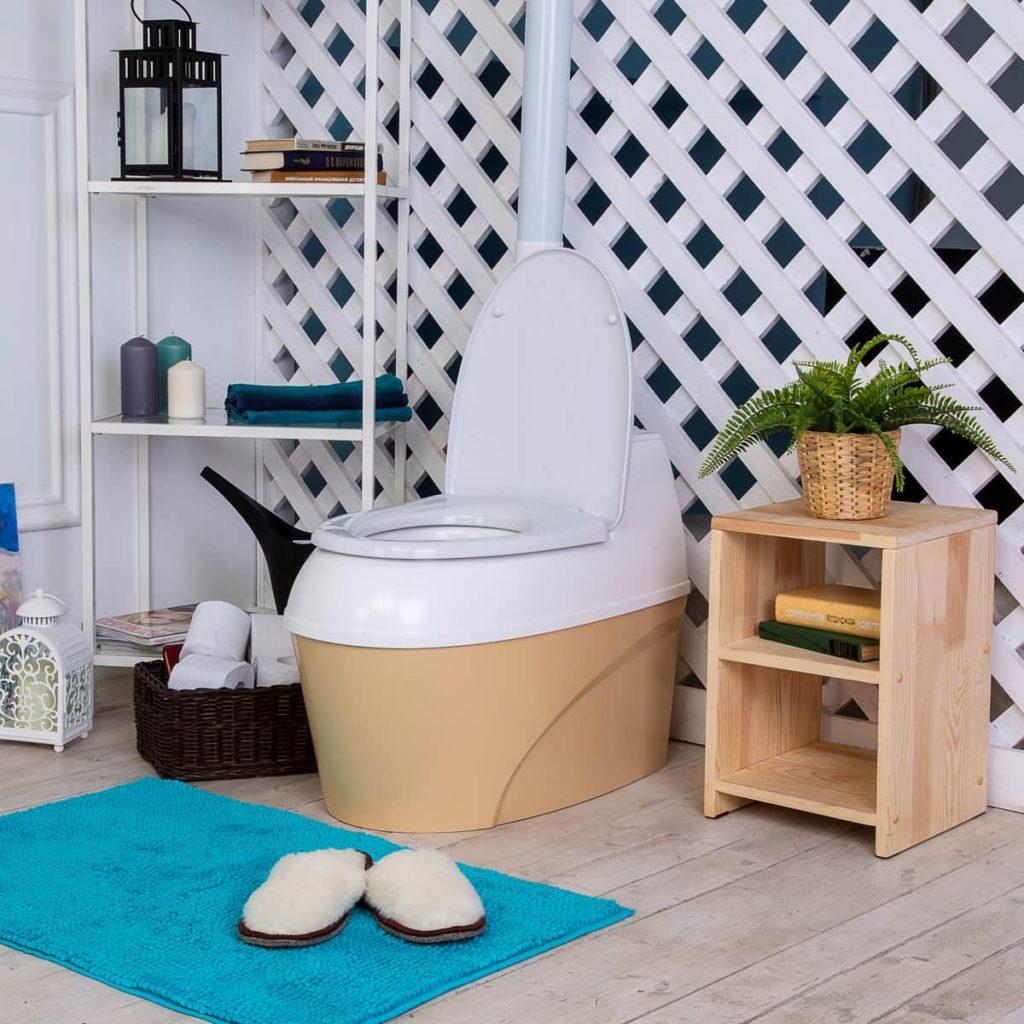 Composting Toilet Piteco 506 - 6