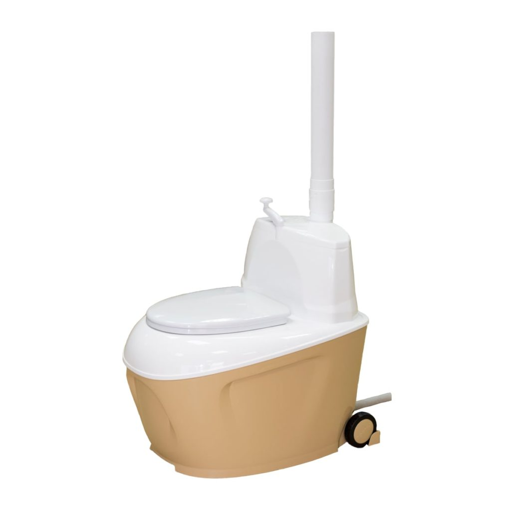 Composting Toilet Piteco 905 - 1
