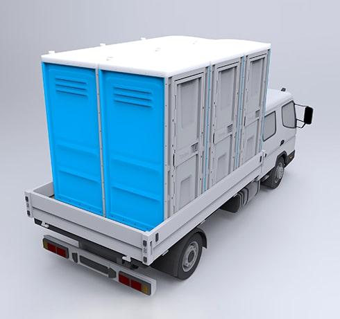Portable Toilets Toypek - 15 standard size