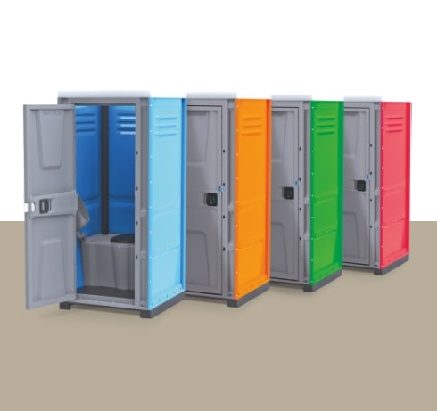 Portable Toilets Toypek - 2 flawless design
