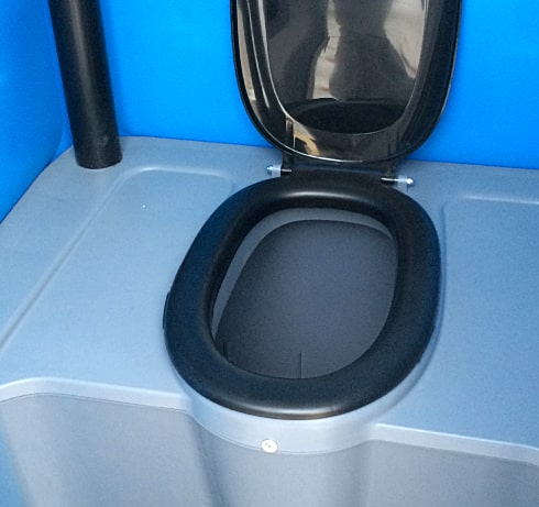 Portable Toilets Toypek - 6 oversized hole
