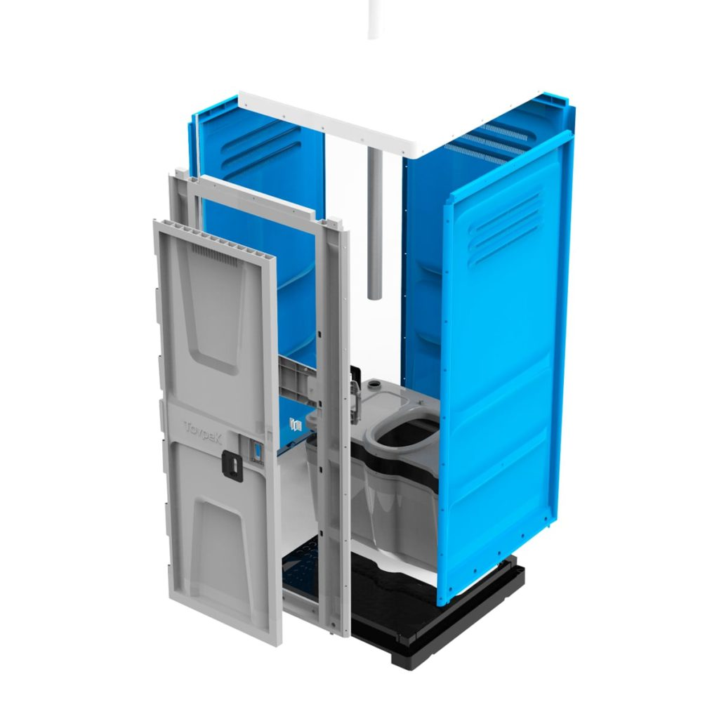 portable toilets Toypek 01C - 4
